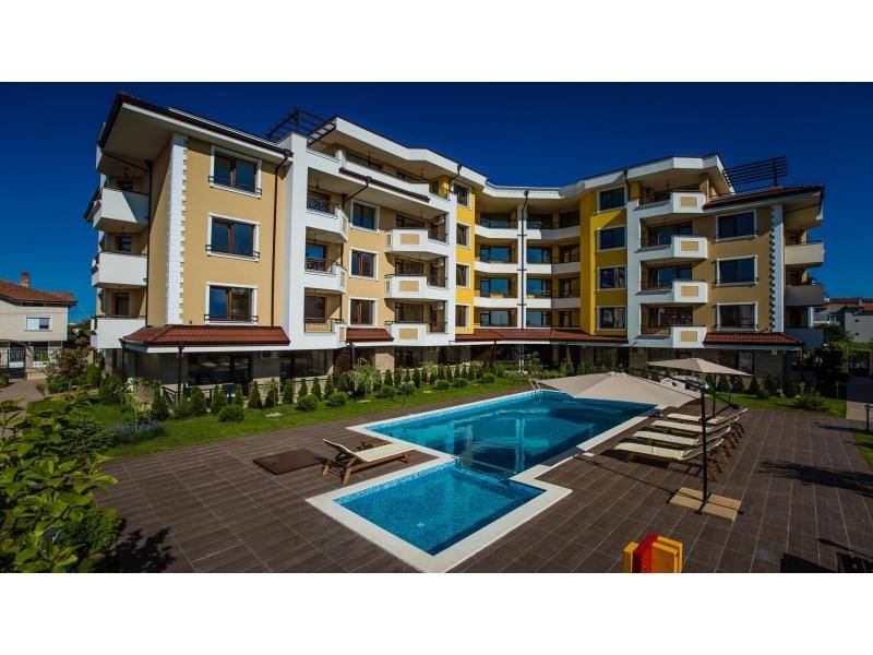 Солнечный берег - Квартиры в Болгарии - 670 предложений