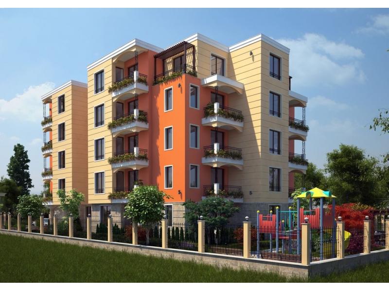 Продажа недвижимость в Болгарии - апартаменты у моря