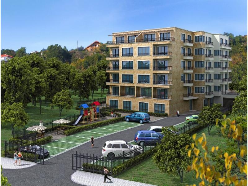 Недвижимость в Болгарии Aпартамент в Сарафово, Бургас