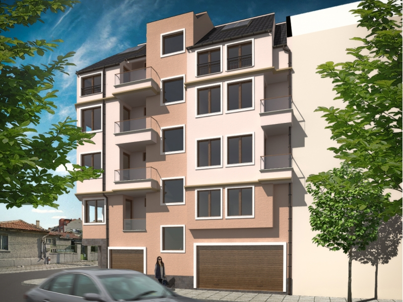 Купить квартиру на Солнечном берегу, Болгария - цена 12